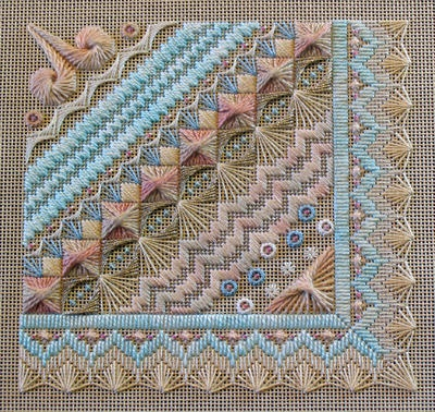 Surf and Sand by Linda Lachance for Northern Pine Designs
