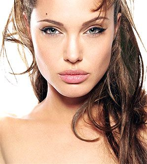 I think all women go through periods where we hate this about ourselves, we don't like that. It's great to get to a place where you dismiss anything you're worried about. I find flaws attractive. I find scars attractive.  Angelina Jolie