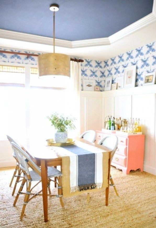 Is Wallpaper Borders For Kitchen And Dining Room The Most Trending Thing Now