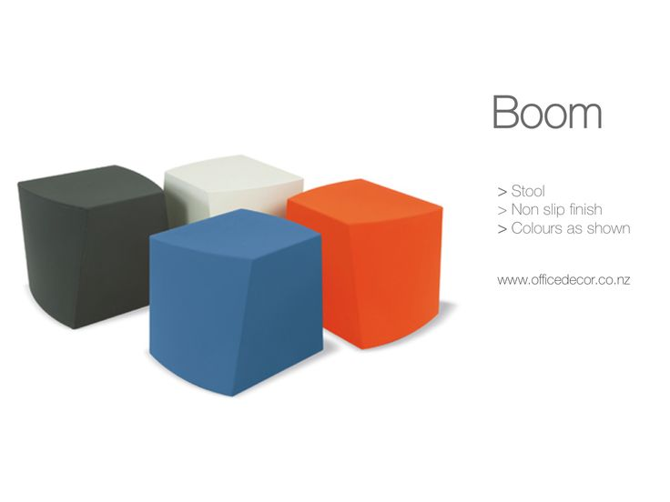 BOOM stool casual seating