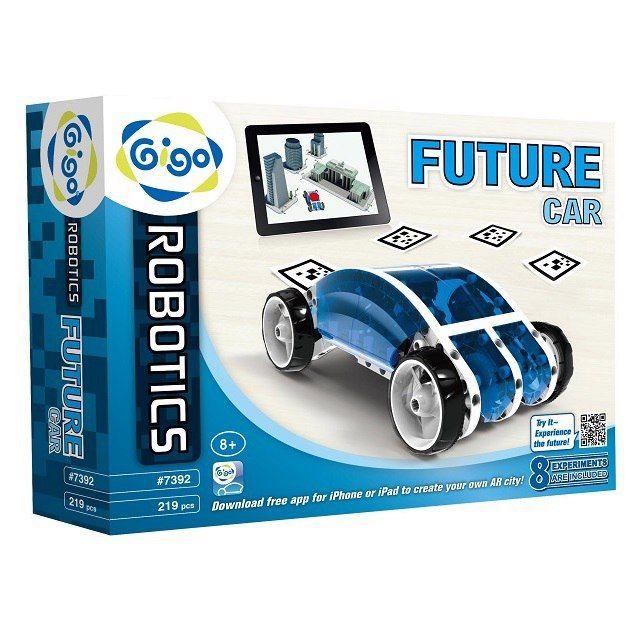 Конструктор Gigo Автомобиль будущего  Цена: 2886 UAH  Артикул: 7392   Подробнее о товаре на нашем сайте: https://prokids.pro/catalog/igrushki/konstruktory/konstruktor_gigo_avtomobil_budushchego/