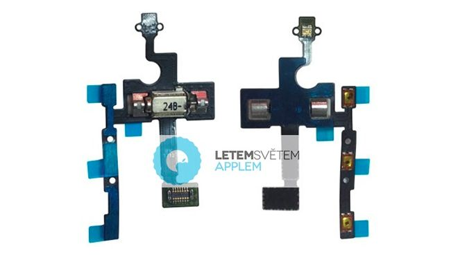 Alleged 'iPhone 5S' parts show FaceTime camera, home button, vibration motor