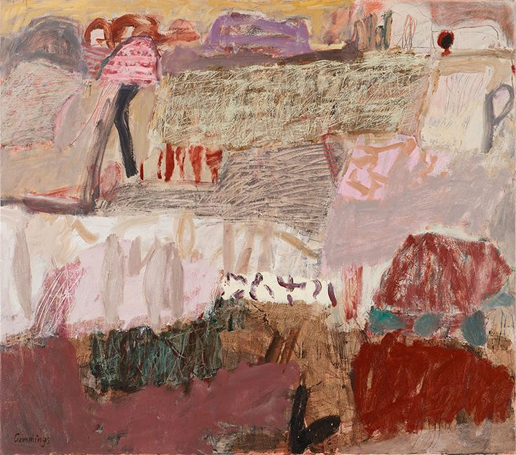 In/Out: Out/About: Elisabeth Cummings New Paintings