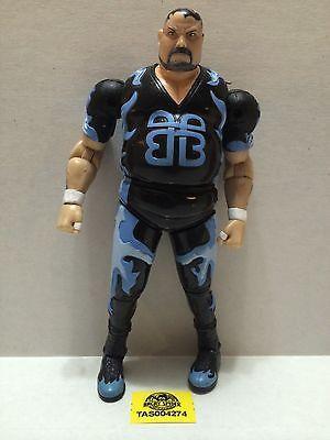 (TAS004274) - WWE WWF WCW LJN Wrestling JAKKS Action Figure - Bam Bam Bigelow