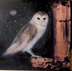 Midnight Song by Artist Catherine Hyde
