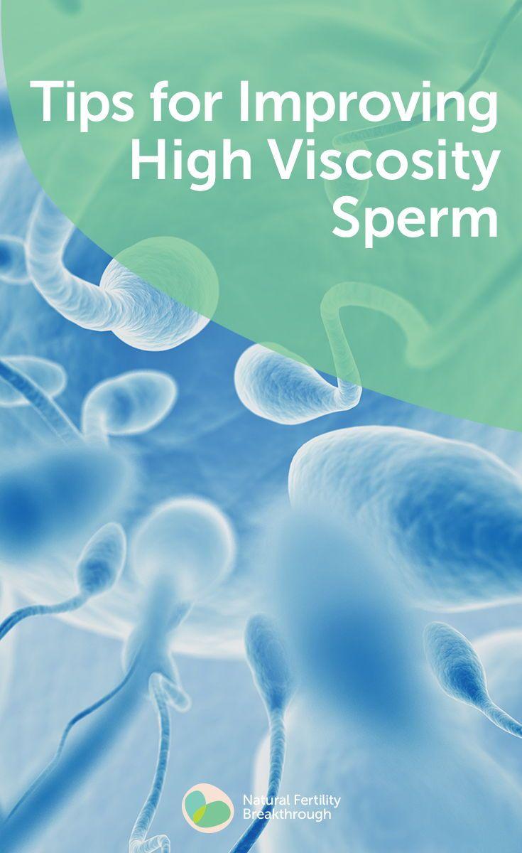 viscous sperm can get you pregnant