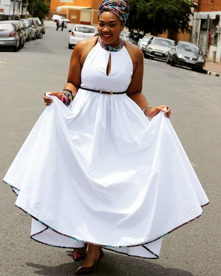 Bow afrika fashion