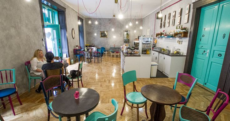 The XI. district family café is a fusion of a mini restaurant and a regular café. In addition to serving specialty coffees, they also offer the delicacies of Spanish...