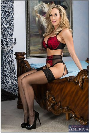 Useful topic Brandi love stockings are not