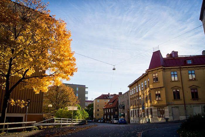 Göteborg, du kära stad.