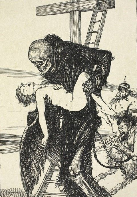 Edmund Joseph Sullivan (1869–1933). British illustrator.