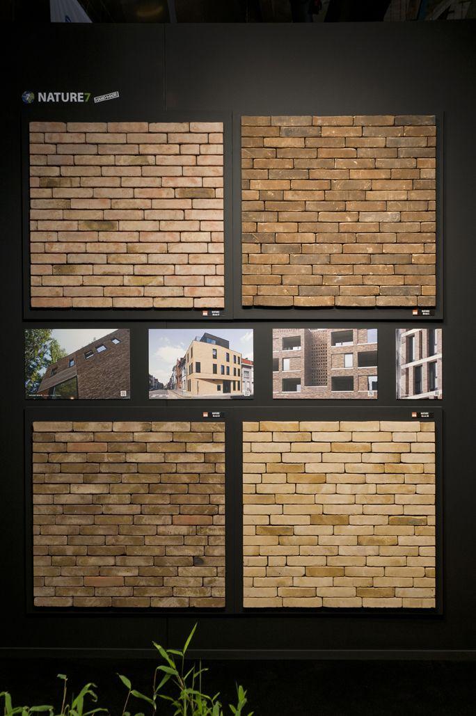 Batibouw 2015 - Brussels - Nature7 Brick L, V, M, B