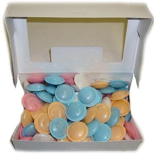 Satellite Flying Saucers - 90 Count Box