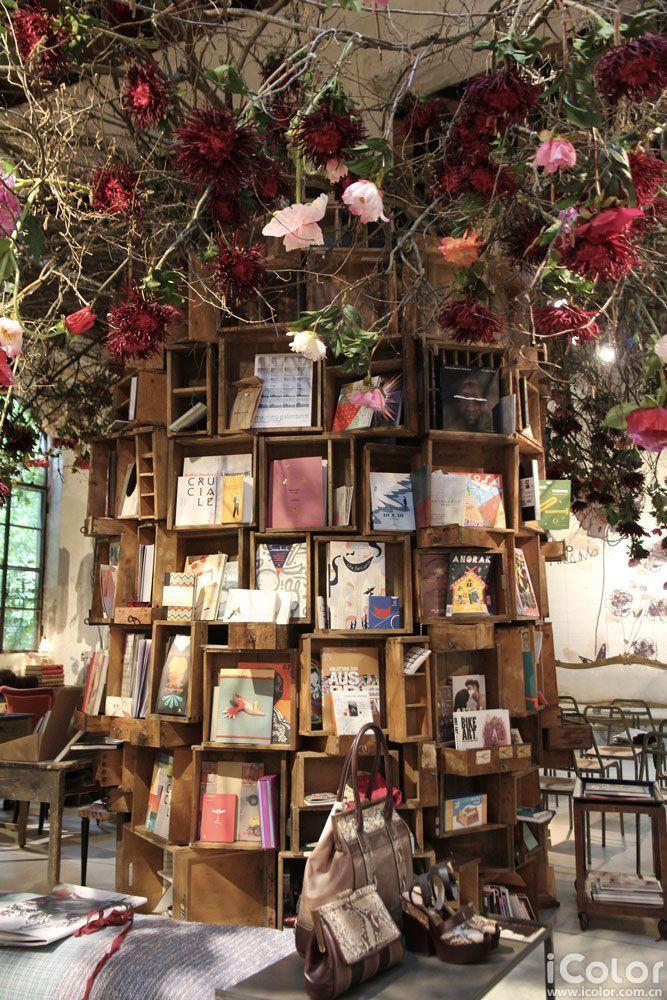 Patchouli Flowers Concept Store, Bucharest, Romania