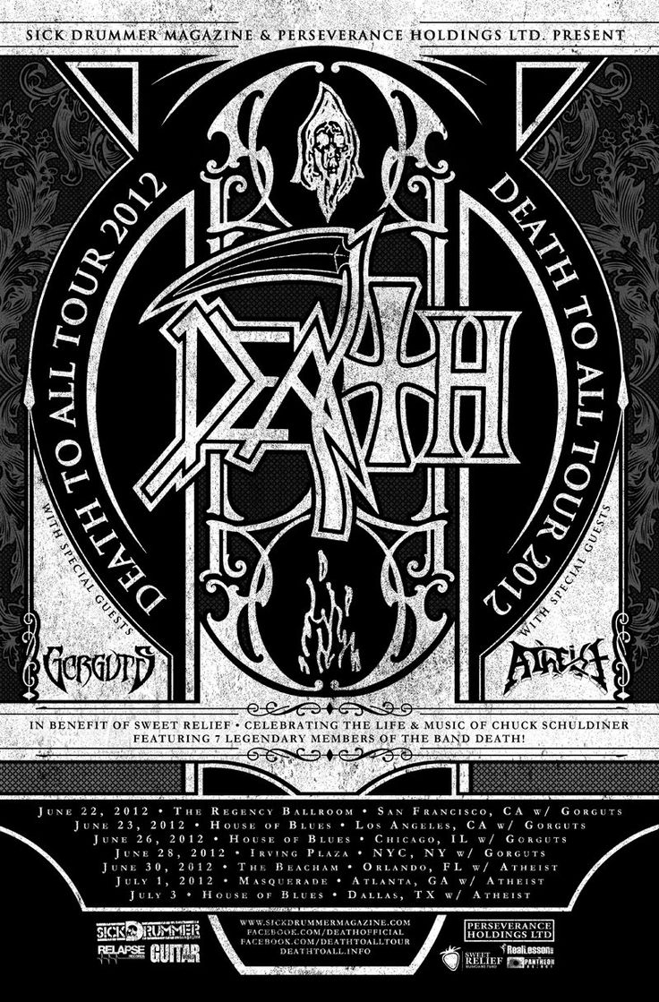 Best Metal Posters Images On Pinterest - Los angeles poster black and white