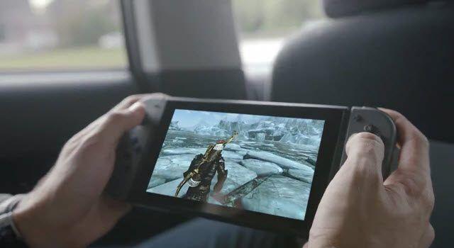 La Nintendo Switch podría incluir una batería no removible
