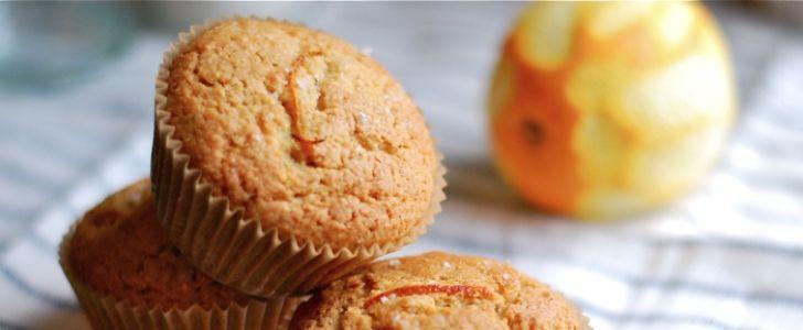Post image for Hvidchokolade muffins med appelsin