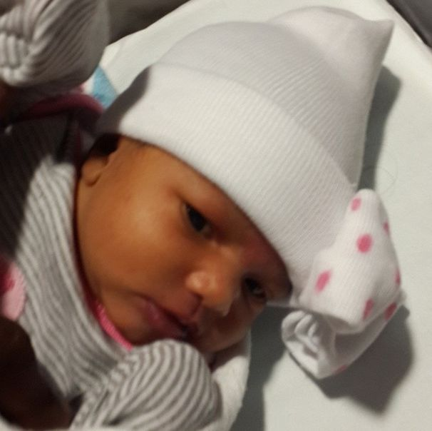 The world welcomes Lil Kim's baby girl Royal Reign!