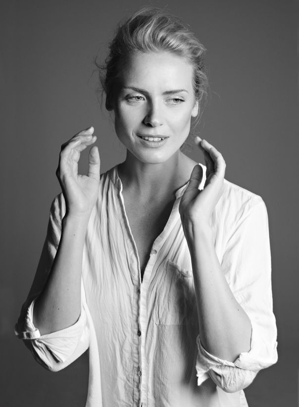 Actress and author Synnøve Macody Lund | Lund, Beautiful