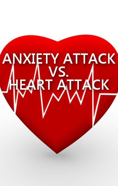 Dr Oz offers tips to tell the difference between an anxiety attack and a heart attack. http://www.drozfans.com/dr-oz-womens-health-2/dr-oz-anxiety-attack-vs-heart-attack-symptoms-heart-attack-chest-pain/