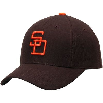 San Diego Padres American Needle Historic Cooperstown Fitted Hat - Brown