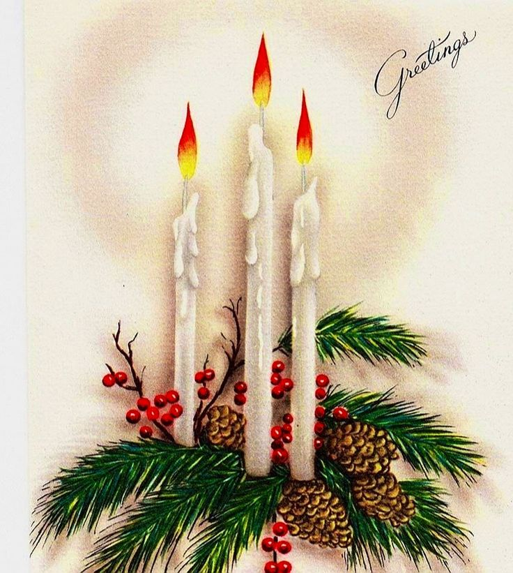 143 best Candles illustrations images on Pinterest | Drawings ...