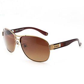 HORIEN Polarized Men's Aviator Sunglasses