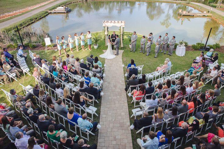 Rock Bottom Pond Wedding Richard Bell Photography   Meagan and Austin