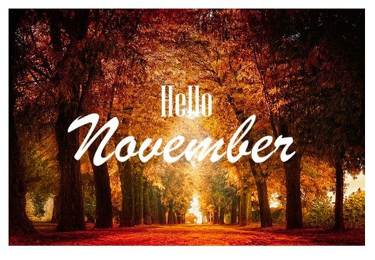 Hello November quotes months november | Quips • { QUOTES ...