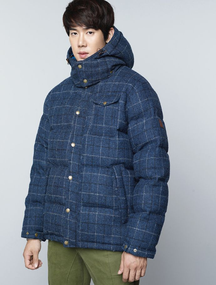 Yoo Yeon Seok For The North Face White Label Collection F/W 2014 Catalog
