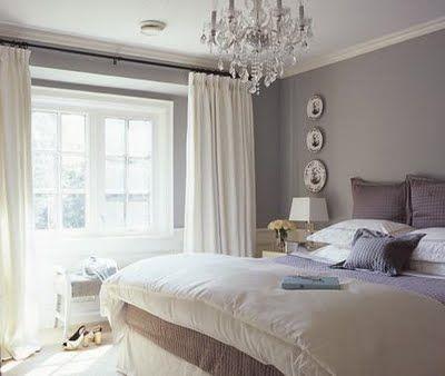 F Elephants Breath master bedroom