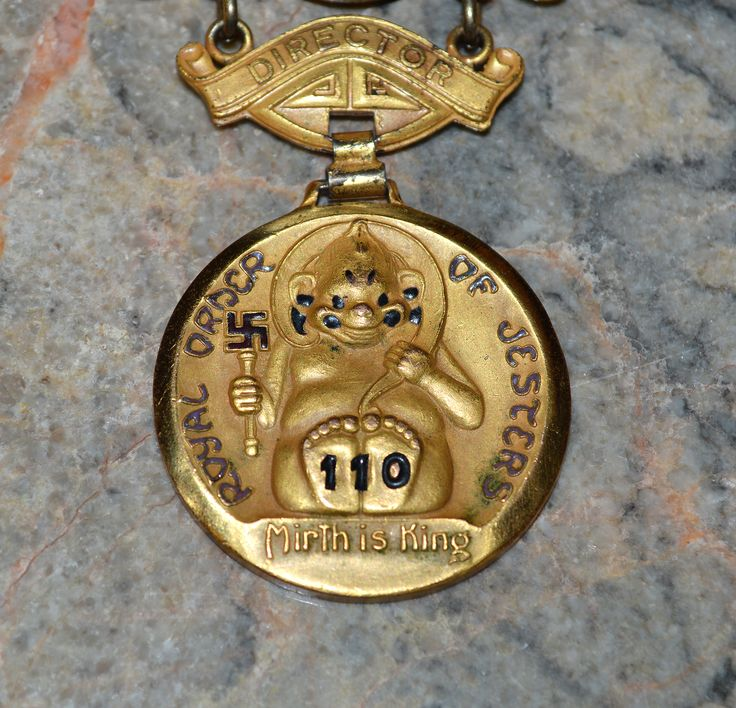 146 best secret societies fraternal antiques regalia for Royal order of jesters jewelry