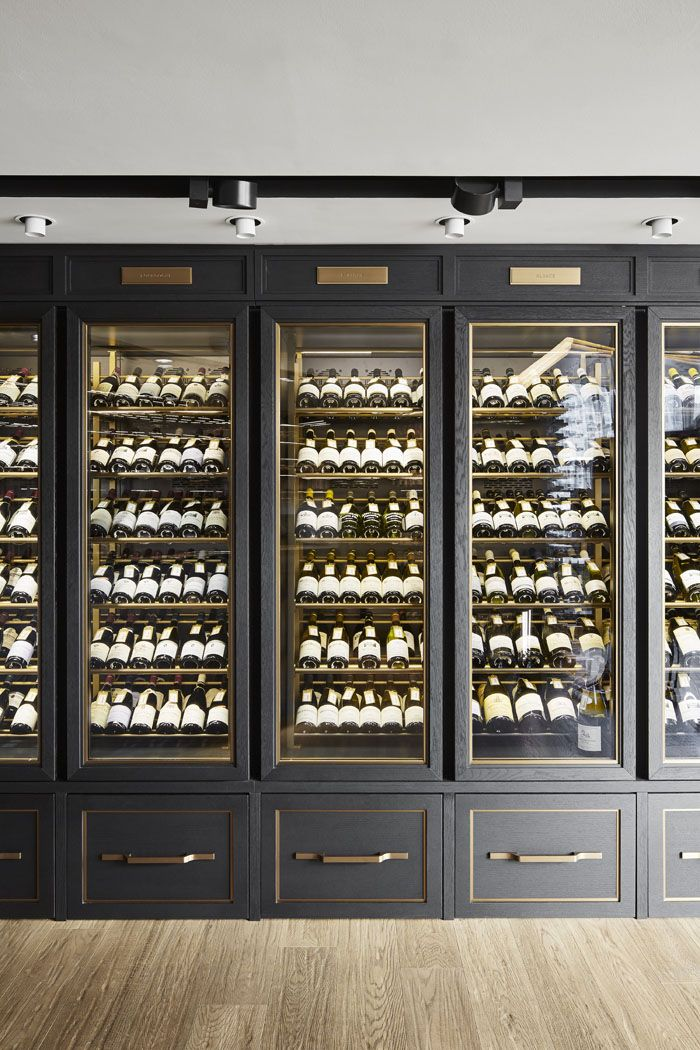 Wine Palace Monte Carlo by Humbert & Poyet Architecture