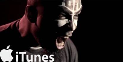 """Looking for a way to keep Tech N9ne's explosive """"E.B.A.H."""" music video in permanent rotation?    Technicians are in luck because Tech's latest visual has officially made its way to iTunes for convenient download from anywhere!    That's right, just head on over to the iTunes store and """"E.B.A.H."""" to your music video collection with one easy download.    Be ahead of the game when E.B.A.H. finally drops and the world takes an """"Earregular"""" trip through the mind of Tech N9ne: Conveni Download, Final Drop, Permanent Rotator, Latest Visual, Music Videos, Earregular Trips, Itunes Stores, Easy Download, Tech N9Ne"""