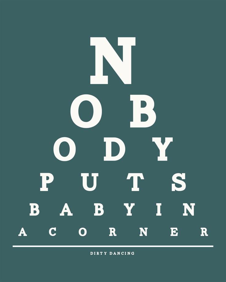 Buy Eye Chart