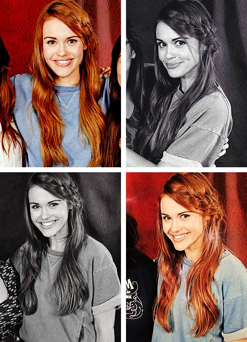 Holland Roden   Chicago Convention