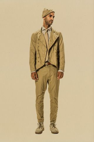 Engineered Garments Spring 2015 Menswear Collection