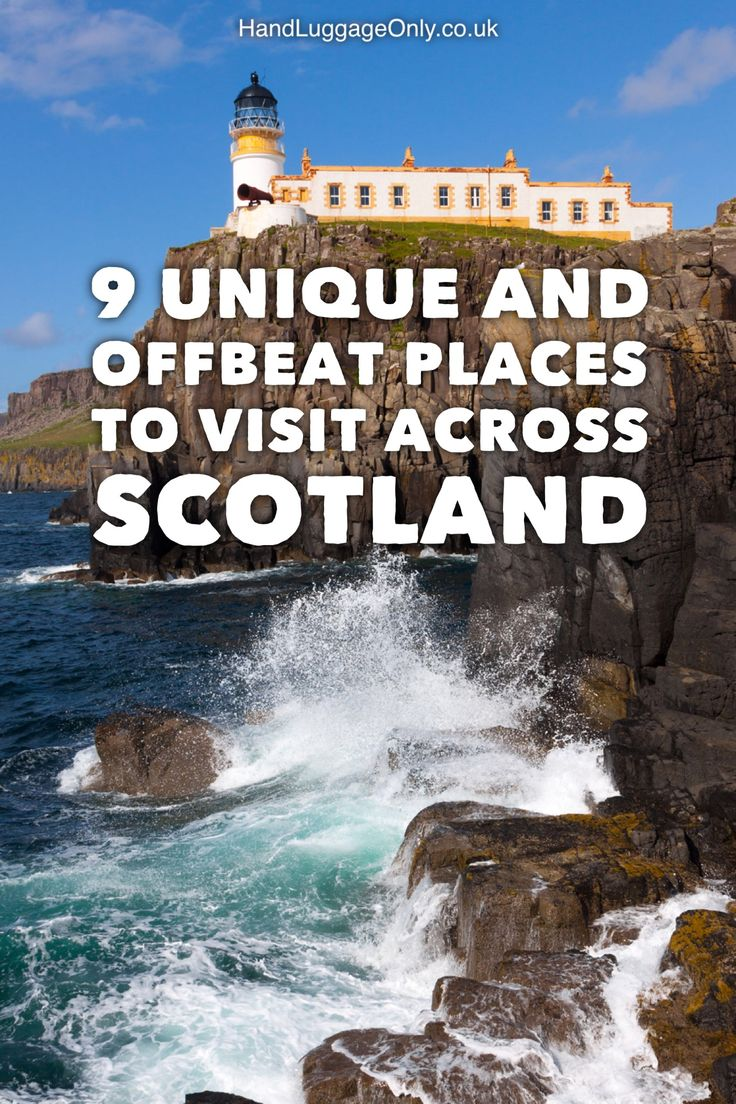 9 Unique And Offbeat Places You Have To Visit On A Road Trip Across Scotland…