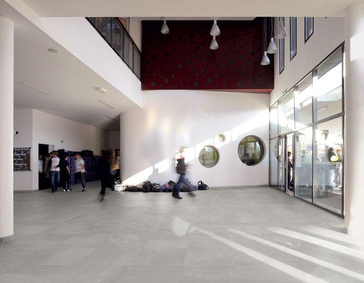 Signorino Tile Gallery | Architect Resin Range | Berlin Grey
