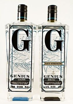 ... for a Misunderstood Spirit | Austin Drinks | Pinterest | Gin and Food