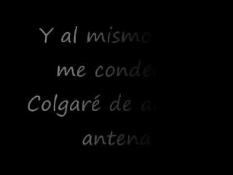 """Versión moderna con letra de """"La canción del pirata"""" del grupo Tierra Santa."""