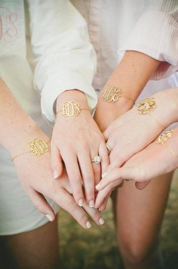 184 best Bridesmaid Gift Ideas images on Pinterest Brides