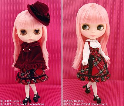 "Toys R Us Limited Edition Neo Blythe ""Stella Savannah"" 