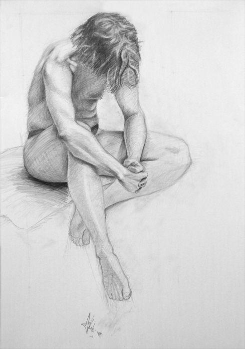 Boy #boy #men #pencil #pencildrawing #academic #art