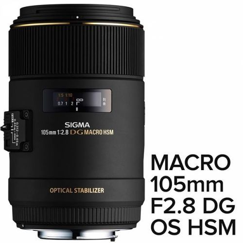SIGMA 105mm F2.8 DG OS HSM. This large aperture medium telephoto macro lens offers advanced performance of close-up photography. Also make a great portrait lens. Check out the instant savings in the BIO link! #sigmaphoto #sigmalens #photography #aperture #macrophotography #macrolens #sigma105mm via Sigma on Instagram - #photographer #photography #photo #instapic #instagram #photofreak #photolover #nikon #canon #leica #hasselblad #polaroid #shutterbug #camera #dslr #visualarts #inspiration…