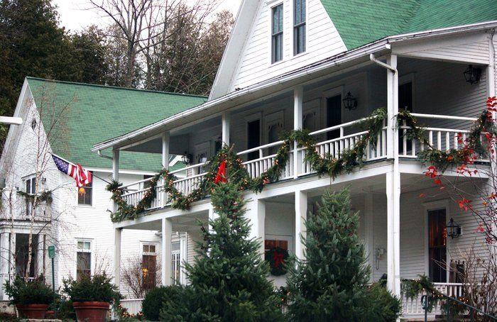 Christmas At White Gull Inn By Kate Wood On Capture Door