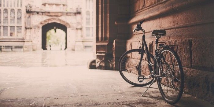 A bike