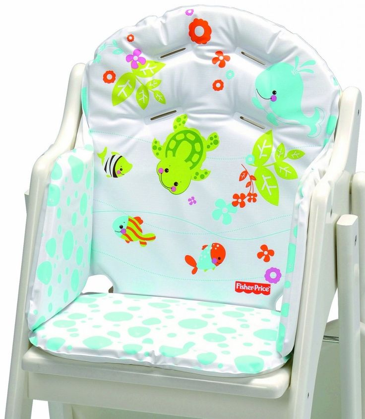 The Fisher Price Under the Sea Highchair Insert offers your child additional comfort during feeding, relaxing or playing. http://www.babysecurity.co.uk/fisher-price-under-the-sea-highchair-insert.html