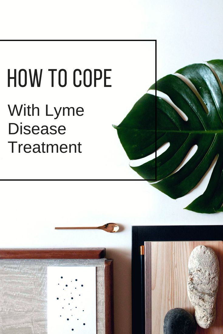 Video: How to cope with Lyme disease and Lyme disease treatment