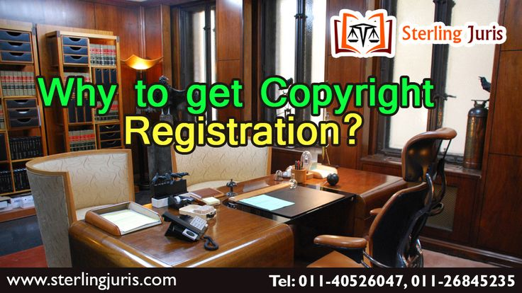 In this era of cut-throat competition, it is important for writers, singers, companies, composers, and media, to protect their original work from being stolen or copied under Indian copyright registration law. In this regard, Sterling Juris offers end-to-end copyright registration service, from filing an application, examination till final registration, which helps clients get through the daunting process in an efficient manner.